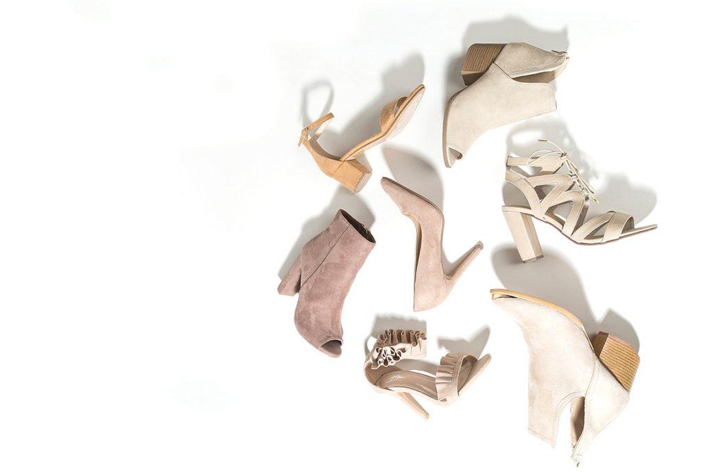 Beautiful beige shoes