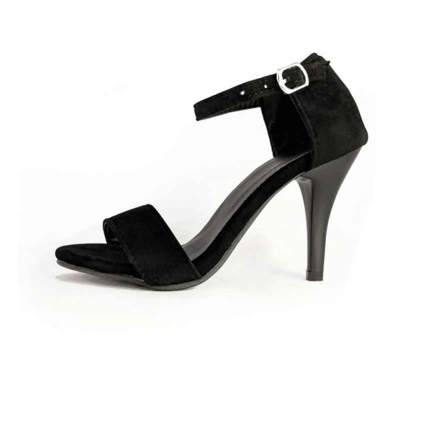 Small size petite feet classic one ankle strap black shoes heels pumps for women in Australia