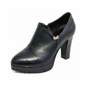 Small size petite ankle bootie black pump shoes heels pumps for women in Australia