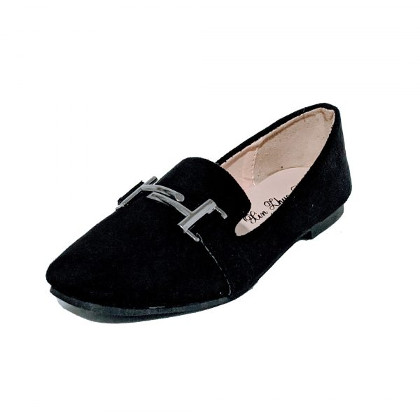 Small size petite flat ballet loafers for women in Australia.